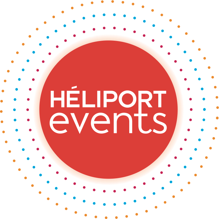 Logo de l'établissement Héliport events