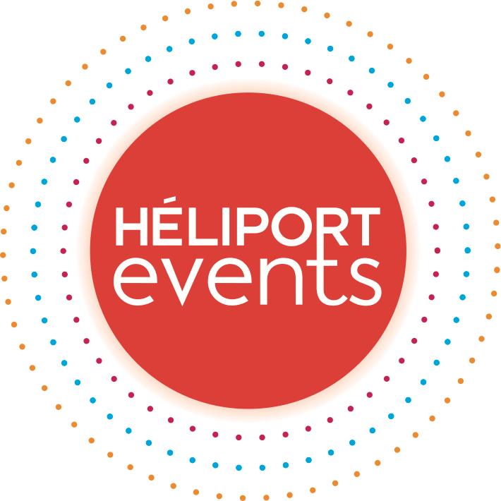 Logo de l'établissement Héliport events