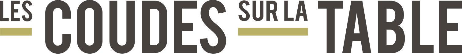 Logo de l'établissement Les Coudes sur la Table
